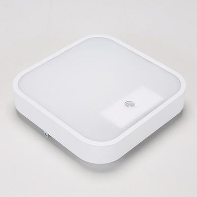 마빈 화이트 LED 사각 센서등 15W (삼성칩)