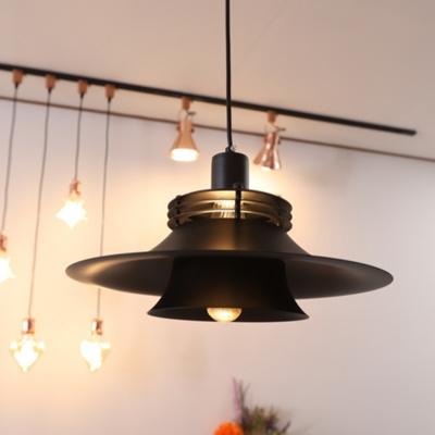 카페조명 식탁등 팬던트 1등 6751-1D 블랙 포인트조명