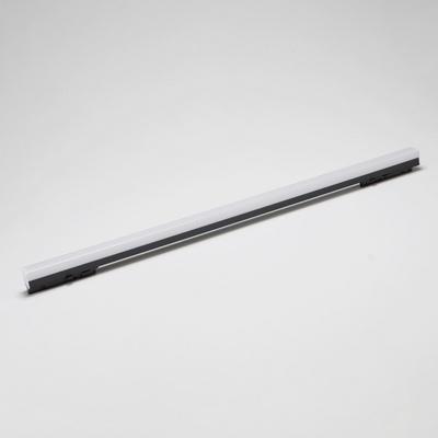 별별조명 T라인 T5 LED 레일등 블랙 90CM 15W 전구색