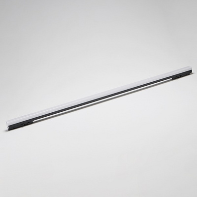 별별조명 T라인 T5 LED 레일등 블랙 120CM 20W 전구색