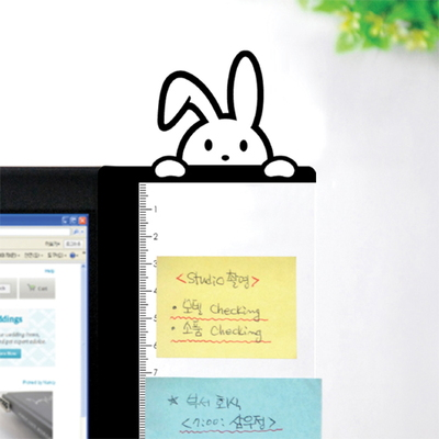 모니터 멀티보드-애니윙(토끼)