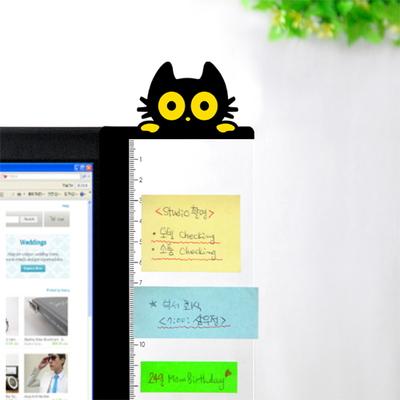 모니터 멀티보드-애니윙(고양이2)