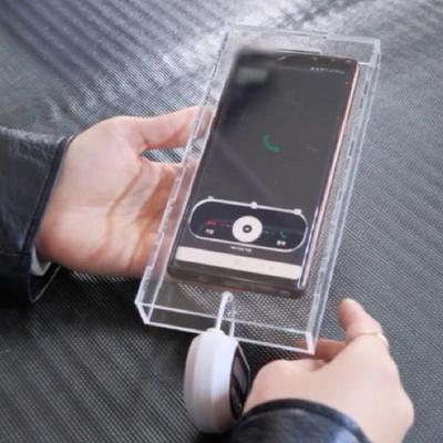 공나루 공신자물쇠 휴대폰아크릴케이스 B형 금욕금고