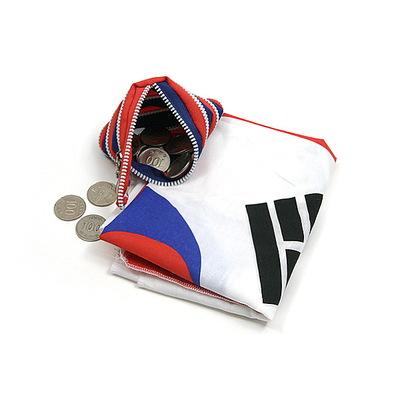 태극기 동전지갑