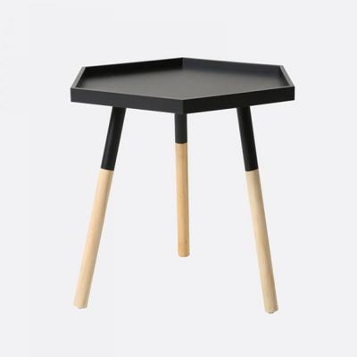 헥사곤 솔리드 테이블