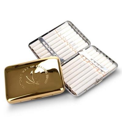 럭키 골드 담배케이스