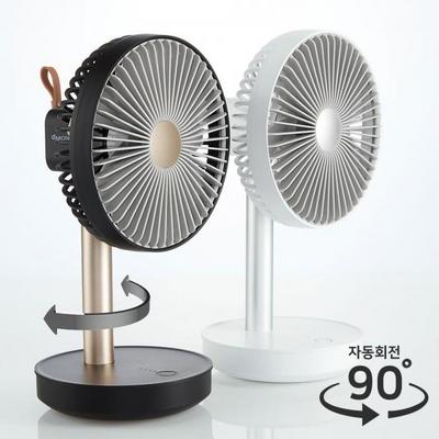 윈드스핀 회전 무선 탁상용 선풍기 FA132