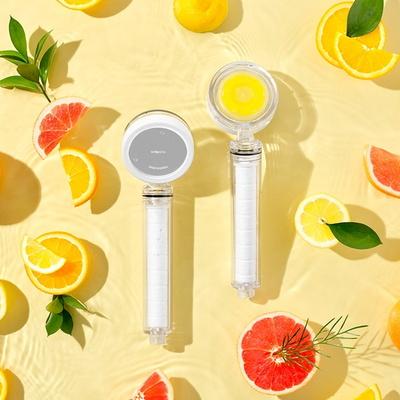 비타퍼퓸 레몬 샤워기 잔류염소제거 녹물필터