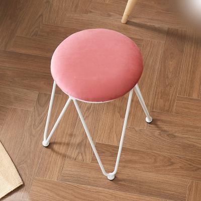 달린 디자인 스툴 의자 2개세트