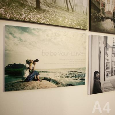 nono프레임 사진액자 (A4)