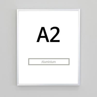 알루미늄액자 A2 규격액자(7컬러) 인테리어 액자