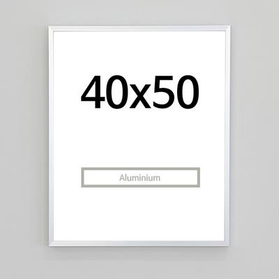 알루미늄액자 40x50 포스터액자(7컬러) 인테리어 액자