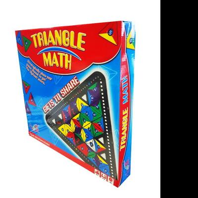 맥킨더 보드게임 트라이앵글 수학퍼즐 게임