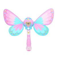 천사 비눗방울 멜로디 자동요술봉 버블건 색깔 렌덤발송