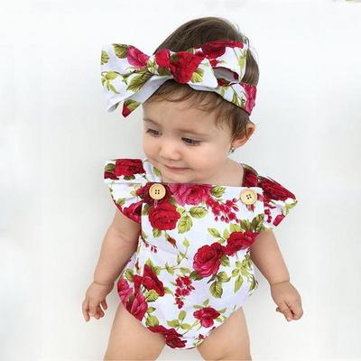 라비앙로즈 아기 바디슈트 2종세트(0-24개월)