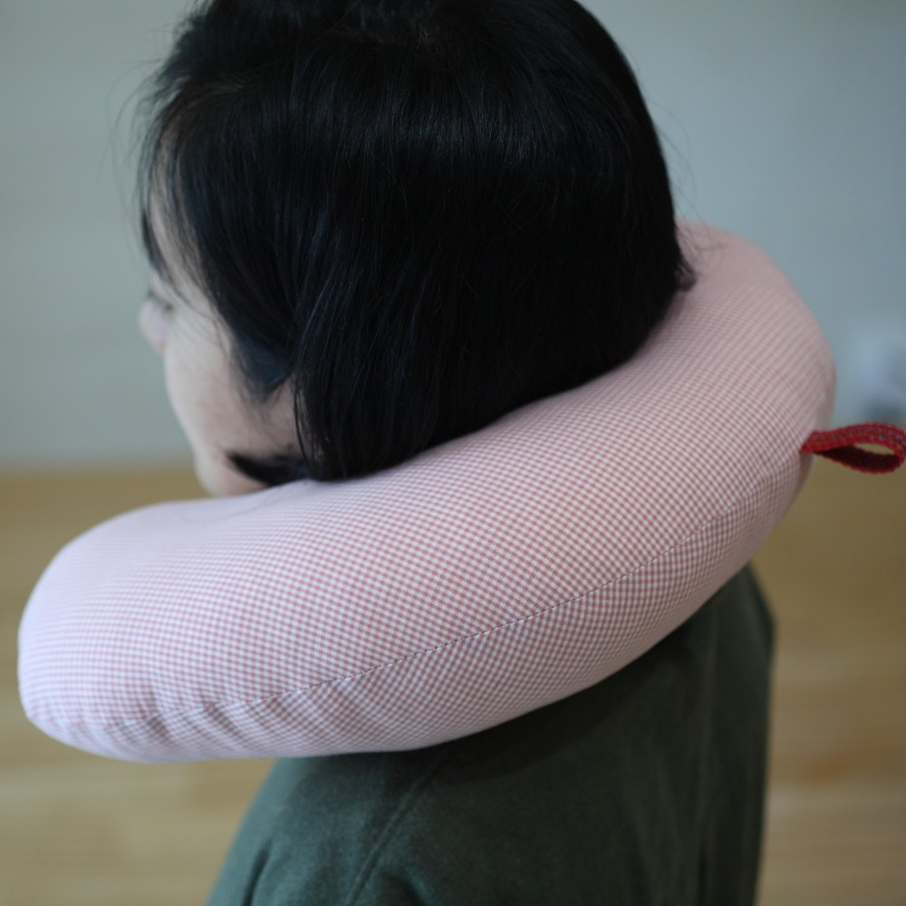 퀼트패키지 커플목쿠션만들기 사랑초3 방울솜별도구매 - 나미꼬의퀼트카페, 9,900원, 퀼트/원단공예, 기타 패키지