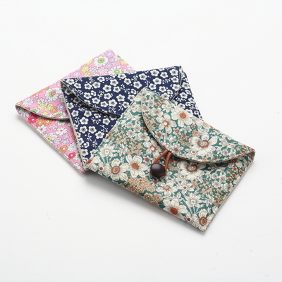 (10개세트) (기획) 봄이오나봄 퀼트 패키지 조리개주머니만들기 원단랜덤패키지