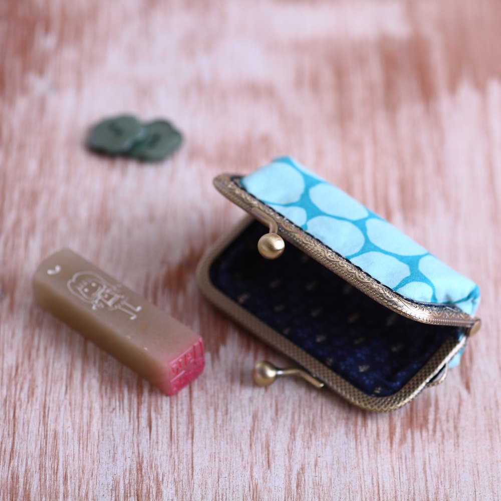 퀼트 패키지 도장케이스만들기 잘자요도장지갑 - 나미꼬의퀼트카페, 10,500원, 펠트공예, 수납/주머니 패키지
