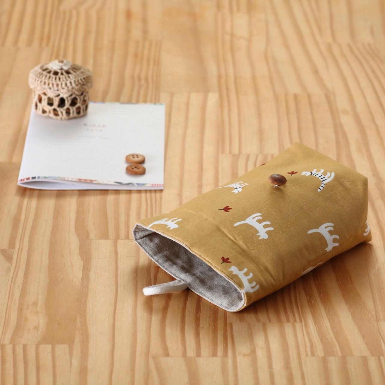퀼트 패키지 주머니만들기 디자인 랜덤발송 - 나미꼬의퀼트카페, 5,500원, 펠트공예, 수납/주머니 패키지