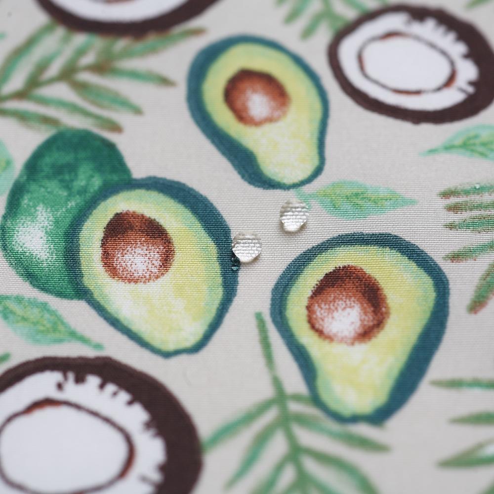 퀼트 패키지 방수지퍼파우치만들기 오렌지 앵두 아보카도 - 나미꼬의퀼트카페, 5,000원, 펠트공예, 수납/주머니 패키지