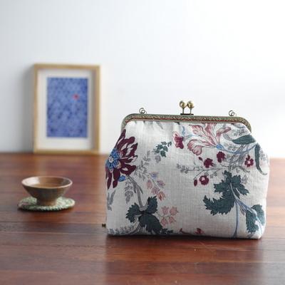 퀼트 패키지 퀼트프레임가방만들기 네모가방(체인별도)