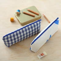 필통만들기 삼각바닥필통 간단한필통만들기