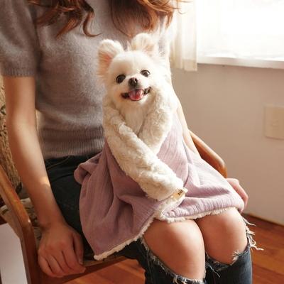 edenbliss 프렌들리 블랭킷 라벤더퍼플-강아지 고양이 담요 이불