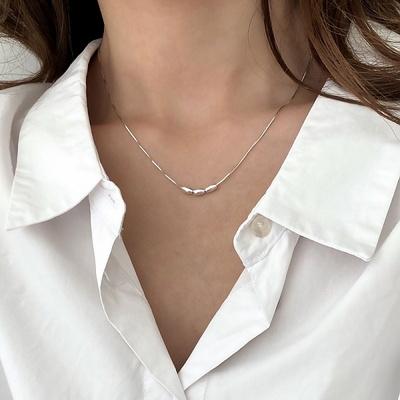 [Silver925] Urban necklace