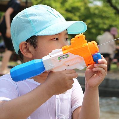더블파워워터건 물총 여름완구 물총축제 워터밤