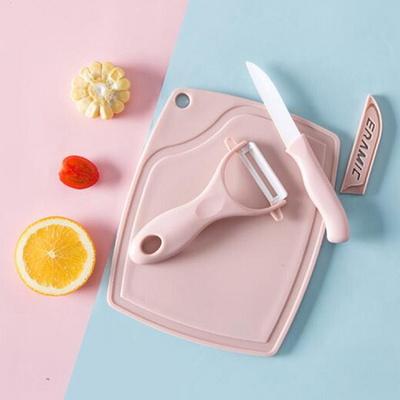 세라믹칼 과도 이유식칼 (칼 도마 필러) 3종세트