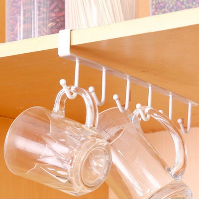 설치가 편리한 조리도구걸이 주방컵걸이