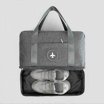 신발도 따로 보관되는 여행보조가방