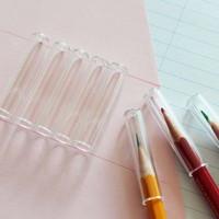 투명연필캡