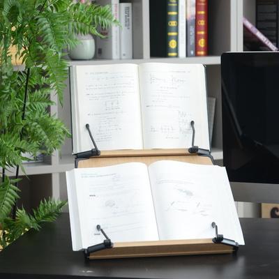 2단 필기용 높이조절 공시생 책받침대 502S 독서대