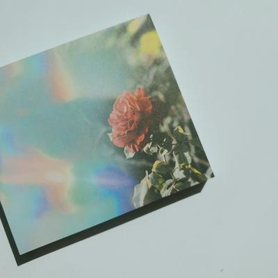 Spectrum rose 메모지