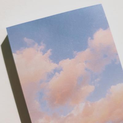 cozy cloud 메모지