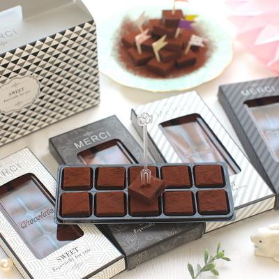P4 바크 초콜릿만들기 프리미엄 세트 VER.2018