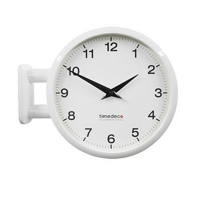 모던심플모노양면시계