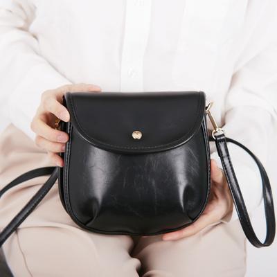 소프트 레더 미니 크로스백  휴대폰 지갑 폰가방