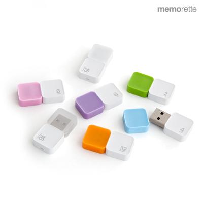 소프티 softie 16G 플래티넘 실리콘 USB메모리