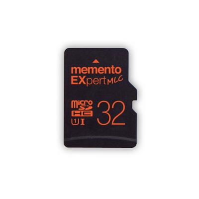 메멘토 microSD카드 Class10 EXpert 32G MLC UHS-I U1
