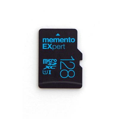 메멘토 마이크로SD UHS-I 128G class10 Expert Microsd카드