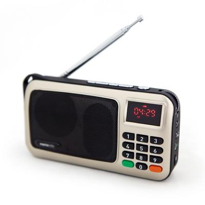 신형 효도라디오 MP3 DMP-7000 음원미포함