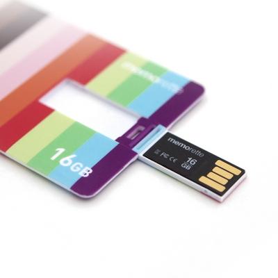 퍼스널컬러 128G 카드형 USB메모리