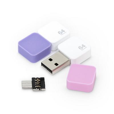 메모렛 소프티 플러스 128GB C타입 OTG USB메모리