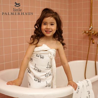 토토리_다이노 양면 아기목욕타올 1장 신생아목욕타올 블랭킷