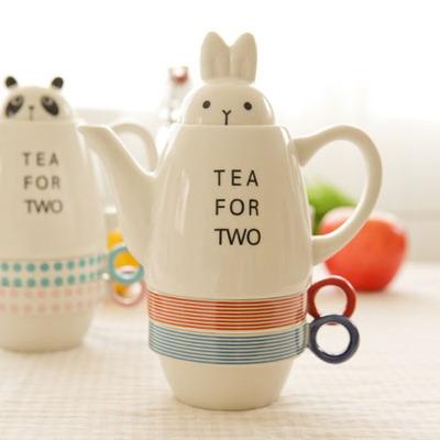 tea for two - rabbit