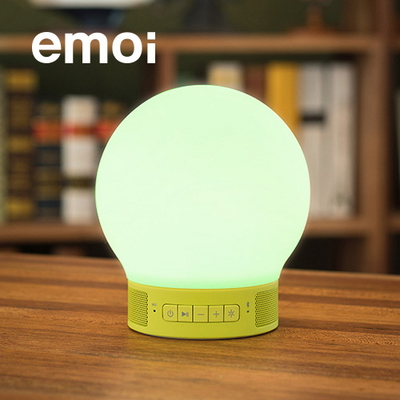 Smart Lamp Speaker Mini 2 (Green) 블루투스 램프 스피커