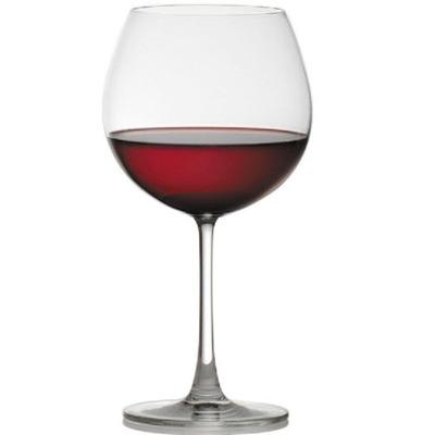 (Ocean)메디슨 버건디 와인잔 4p 와인 술잔