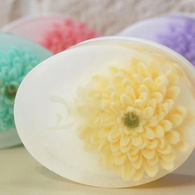 조문답례품 국화꽃비누